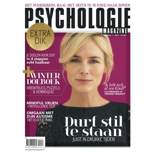 Psychologie Magazine 1 - 2017
