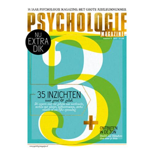 Psychologie Magazine Mei 2017 Jubileum