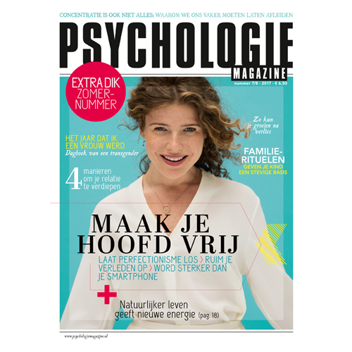Psychologie Magazine 7&8 - 2017