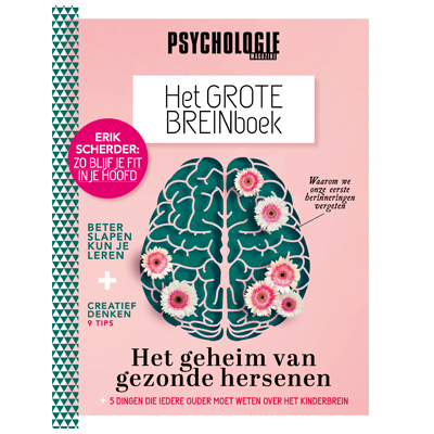 Psychologie Magazine - Het grote breinboek