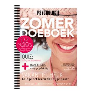 Psychologie Magazine Zomerdoeboek