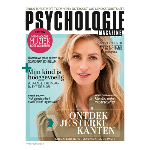 Psychologie Magazine editie 3 - 2018