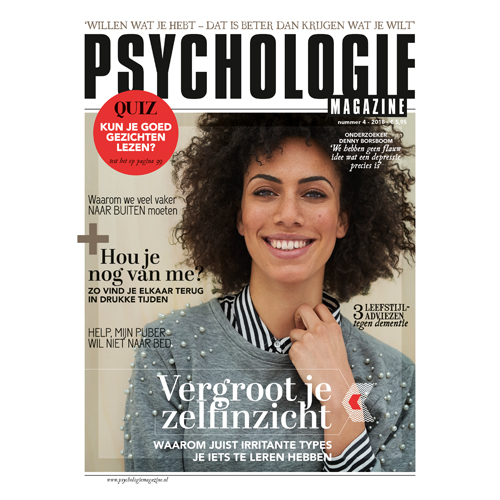 Psychologie Magazine 4 - 2018