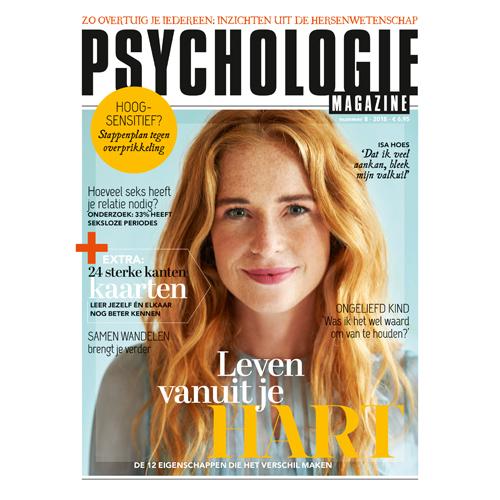 Psychologie Magazine editie 8 2018