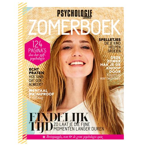 Psychologie Magazine Zomerboek 2018
