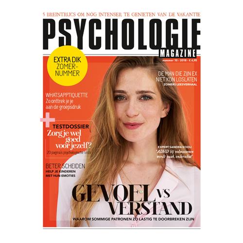 Psychologie Magazine editie 10 - 2018