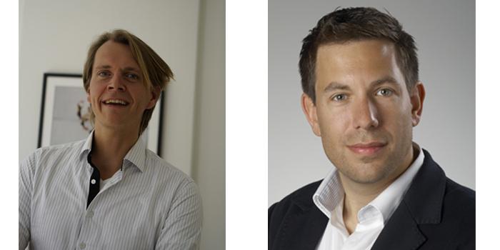 Joeri Tijdink &  Christiaan Vinkers
