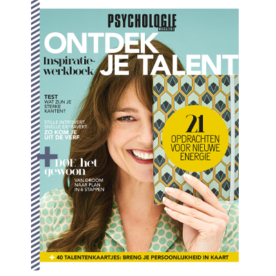 Ontdek je talent - special Psychologie Magazine