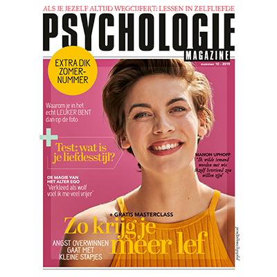 Psychologie Magazine augustus 2019