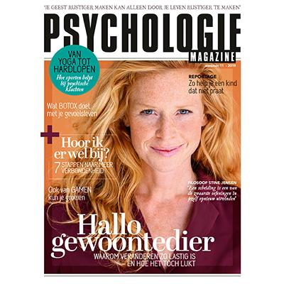 Psychologie Magazine september