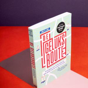 6 x Psychologie Magazine + boek De Geluksroute