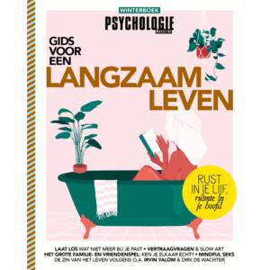3 nummers Psychologie Magazine + Gids voor een langzaam leven