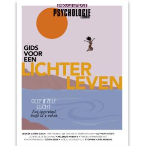 3 nummers Psychologie Magazine + Gids voor een Lichter Leven