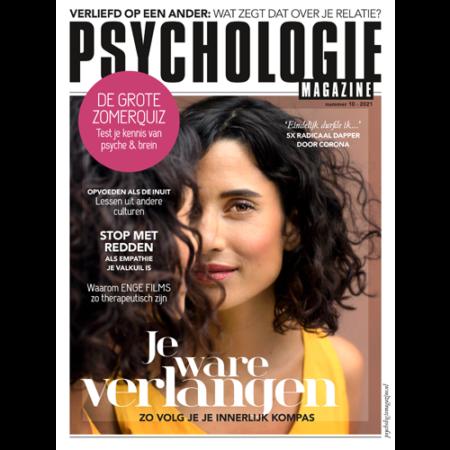 Over Psychologie Magazine