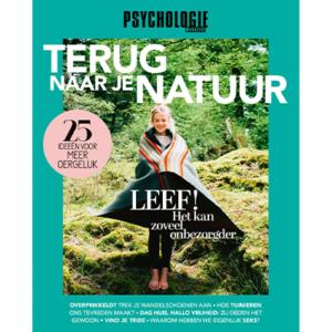 Terug naar je natuur - special Psychologie Magazine